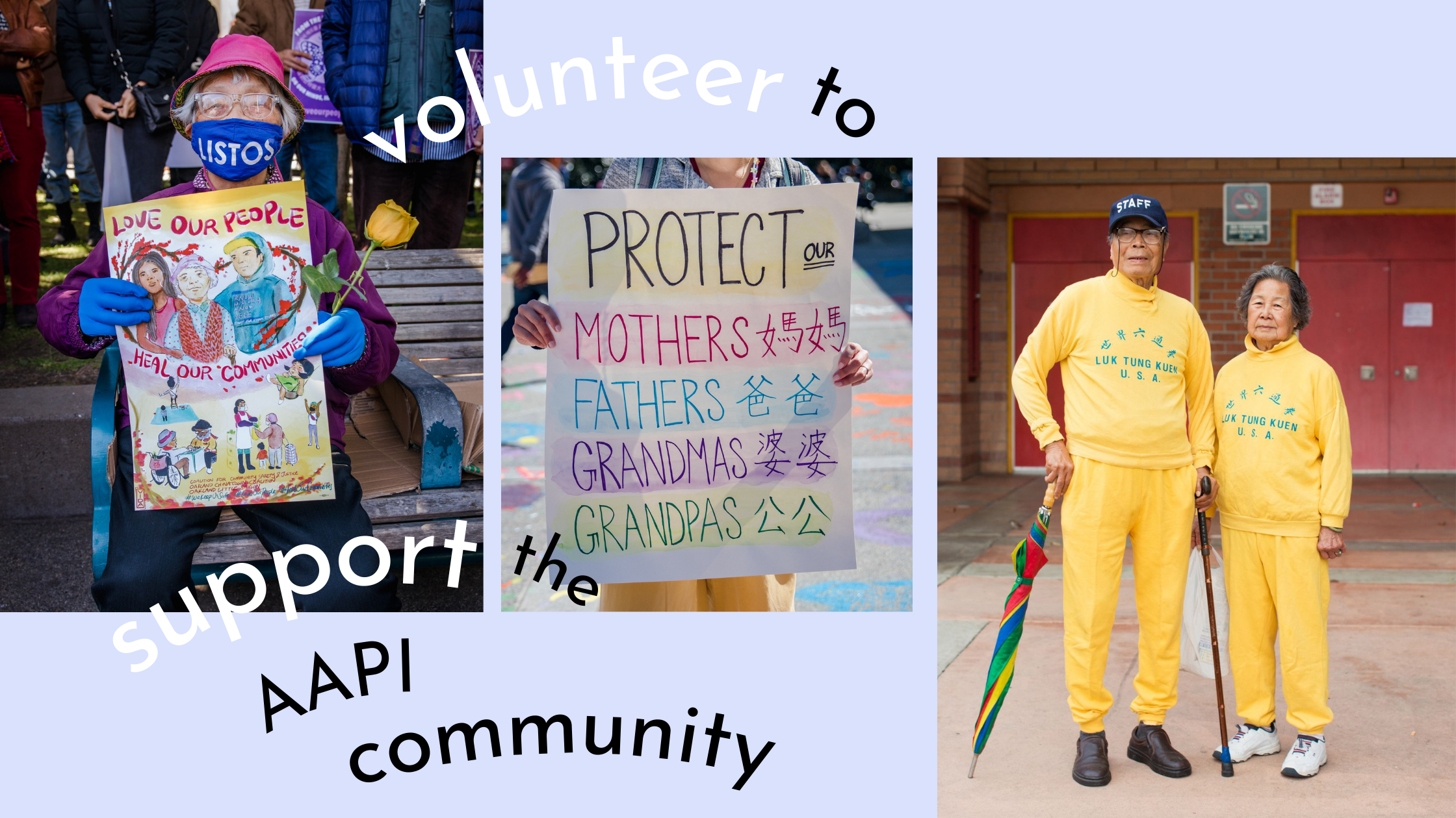 Organizations You Can Volunteer with to support AAPI Communities