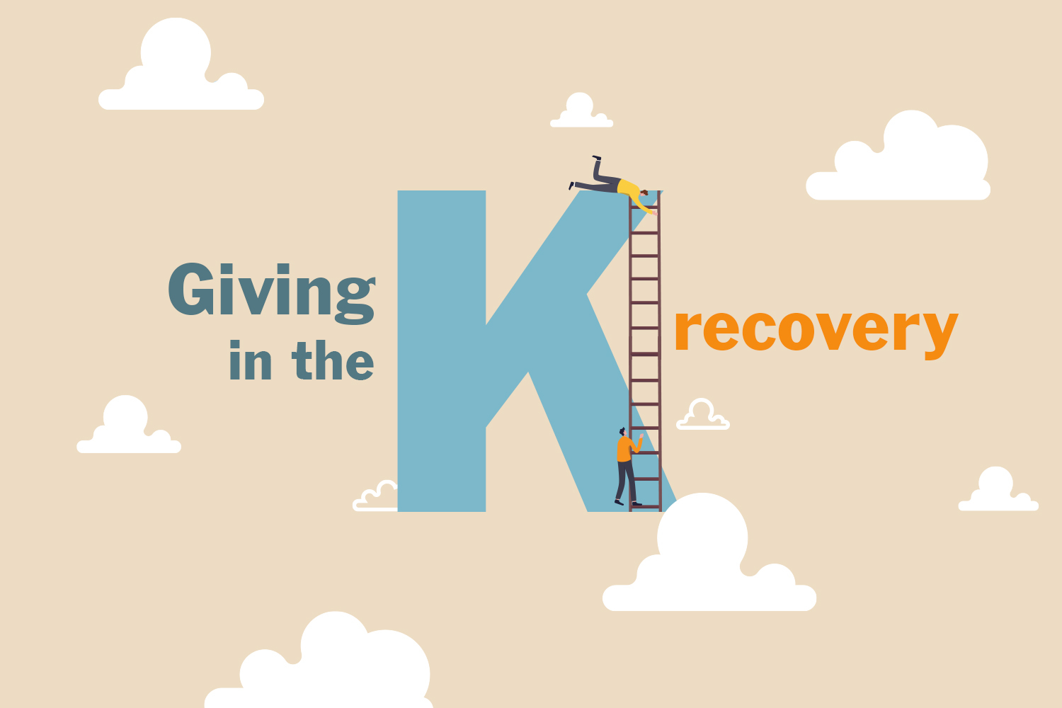Nonprofit Strategy for the K-Shaped Recovery