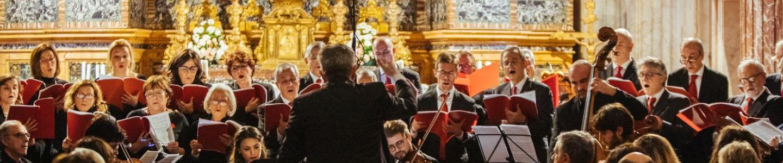 foto del coro
