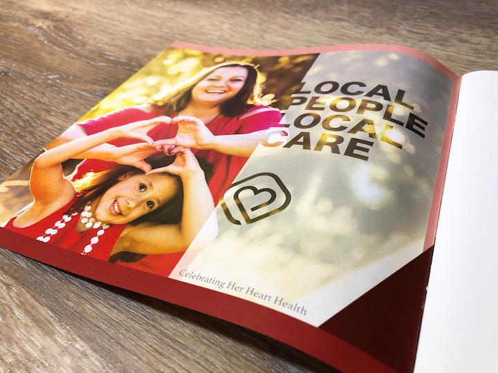 Her Heart Health Magazine Ad