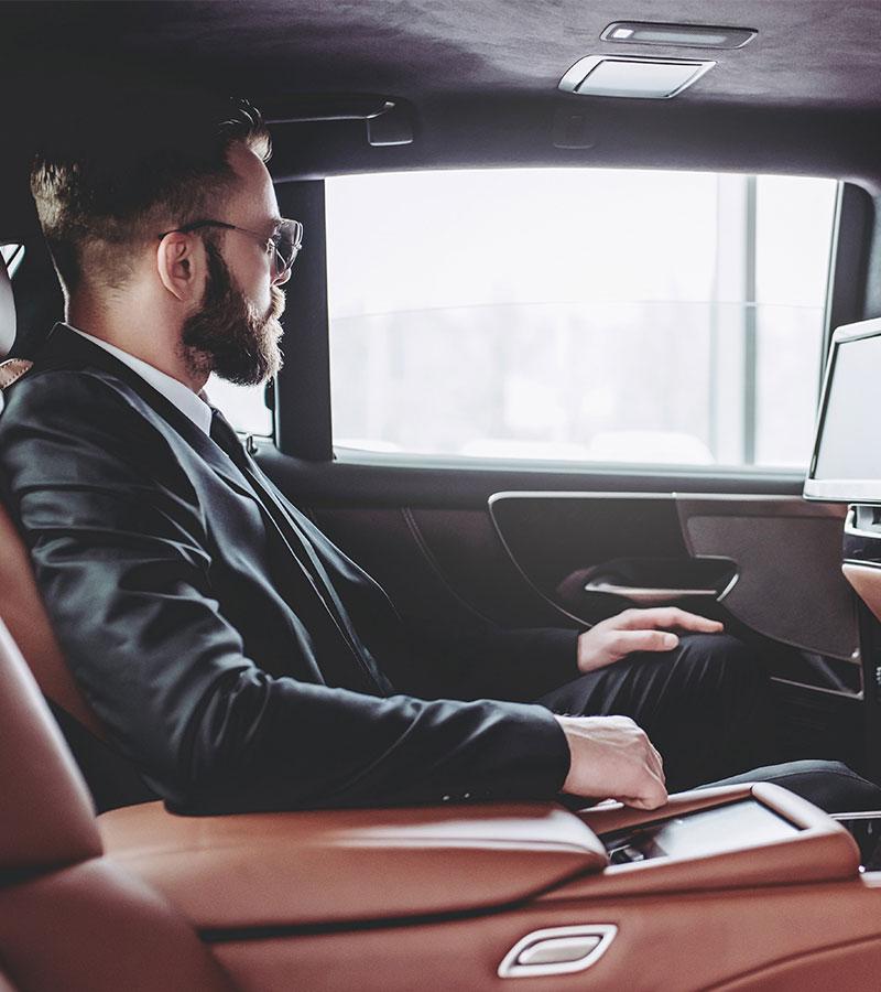 Bold Luxury Concierge Ground Transportation