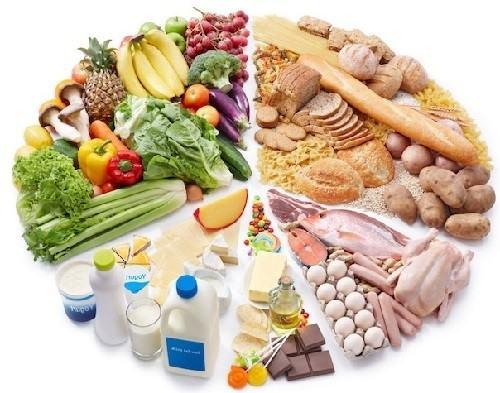 Thực hiện chế độ ăn uống lành mạnh giúp phục hồi gan hiệu quả