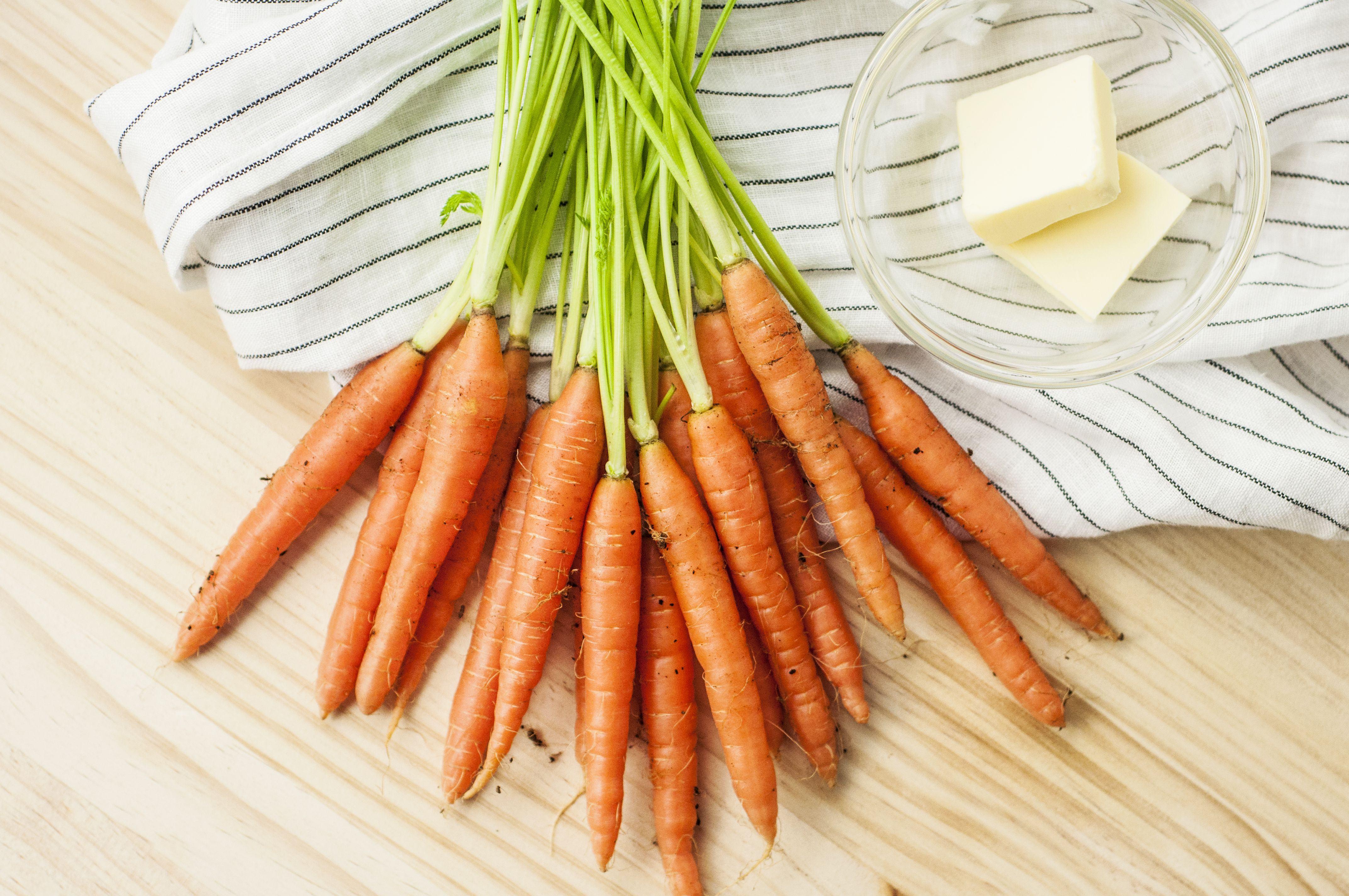 Cà rốt có thể bảo vệ tế bào gan khỏi nhiễm độc