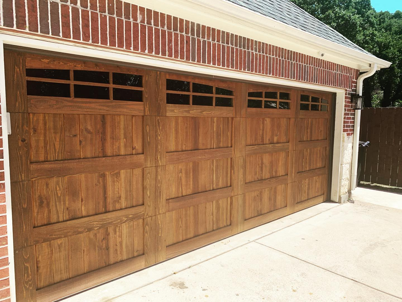 cedar garage door company