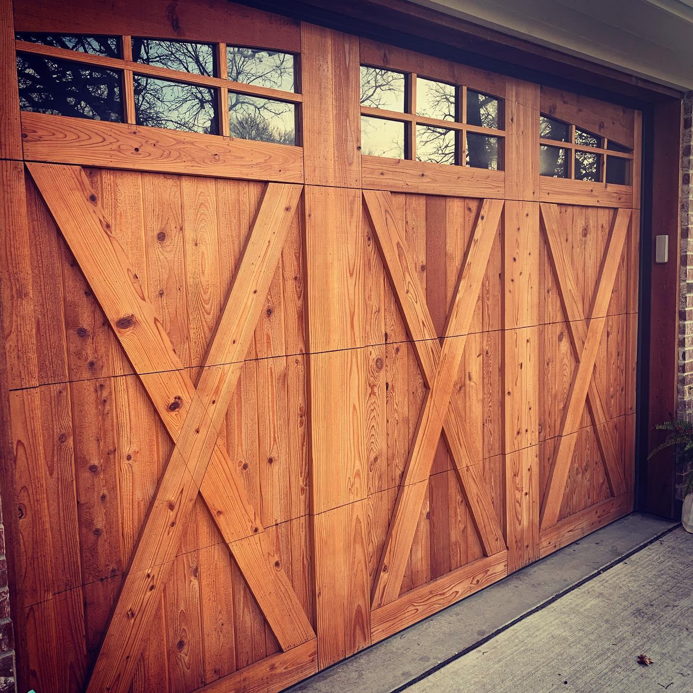 cedar garage door company denton, tx
