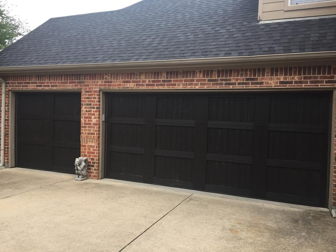 custom cedar garage doors lantana