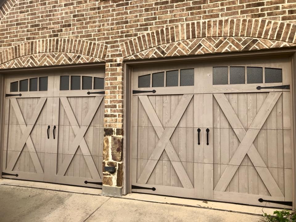 Lantana cedar garage door company