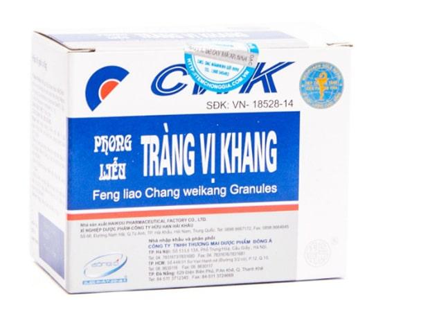 Thuốc trị đại tràng Tràng Vị Khang