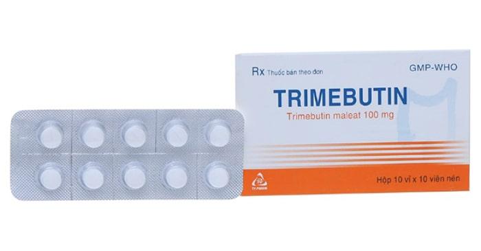 Thuốc đại tràng Trimebutin