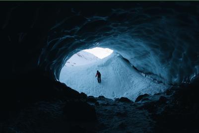 Caving or spelunking in Switzerland