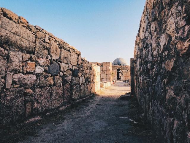 Amman Citadel, King Ali Ben Al-Hussein Street, Amman, Jordan