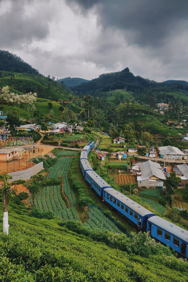 Nanuoya, Sri Lanka
