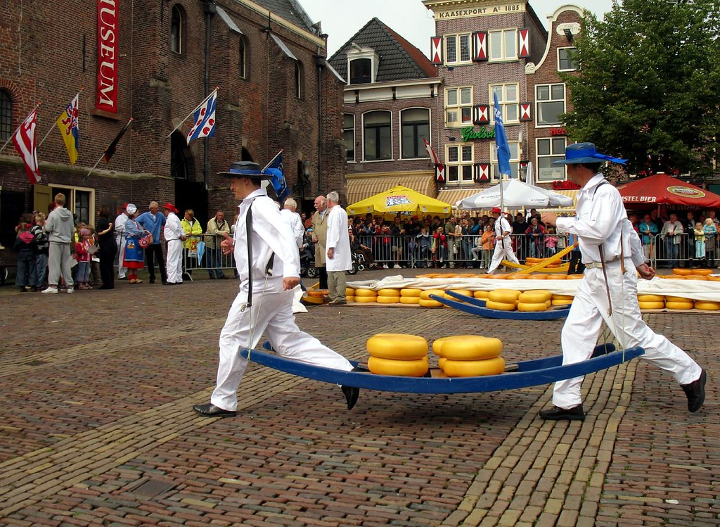 Netherlands cheese market