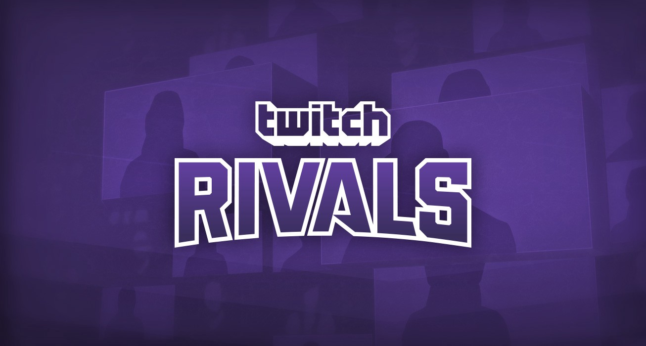 Twitch Rivals Campaign