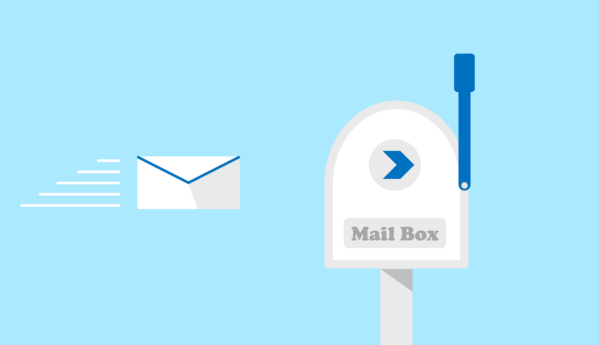 Electronic Mailer Newsletter - Mailchimp