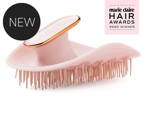 Manta Original Pink Hairbrush