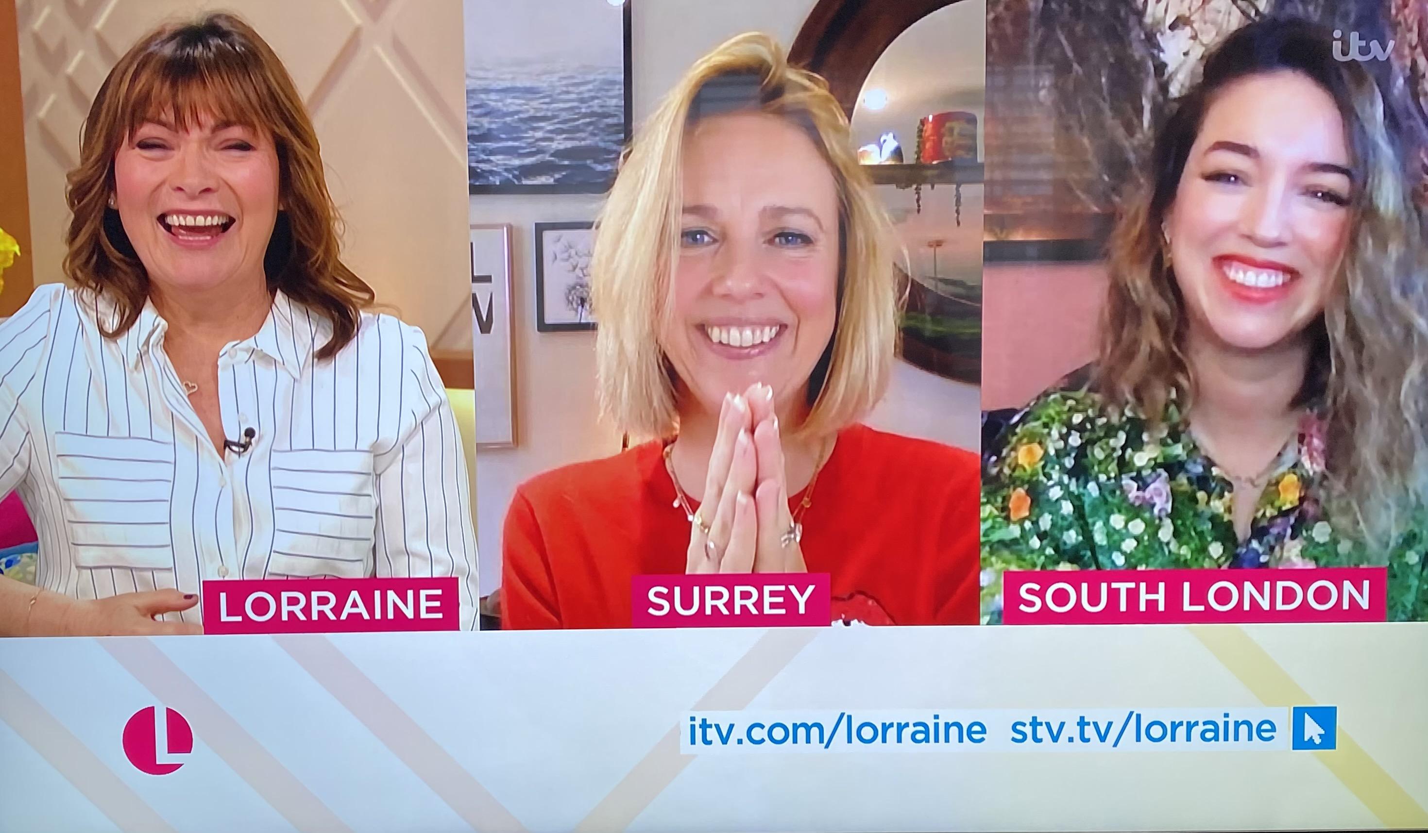 C-List launches on ITV Lorraine