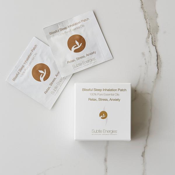 Blissful Sleep Inhalation Patch - Box of 10
