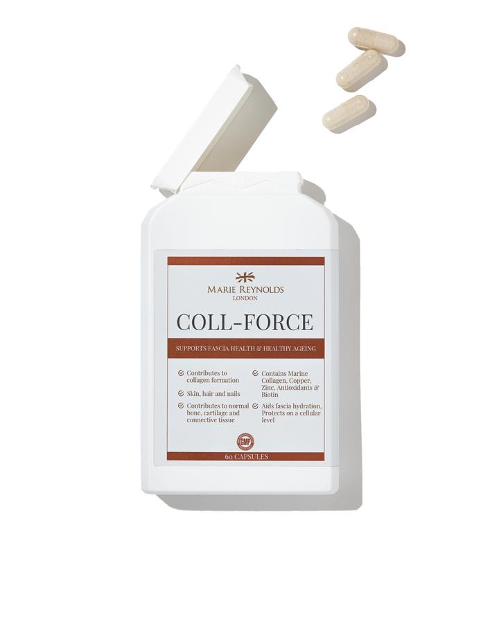 Coll-Force - for skin, hair and nails