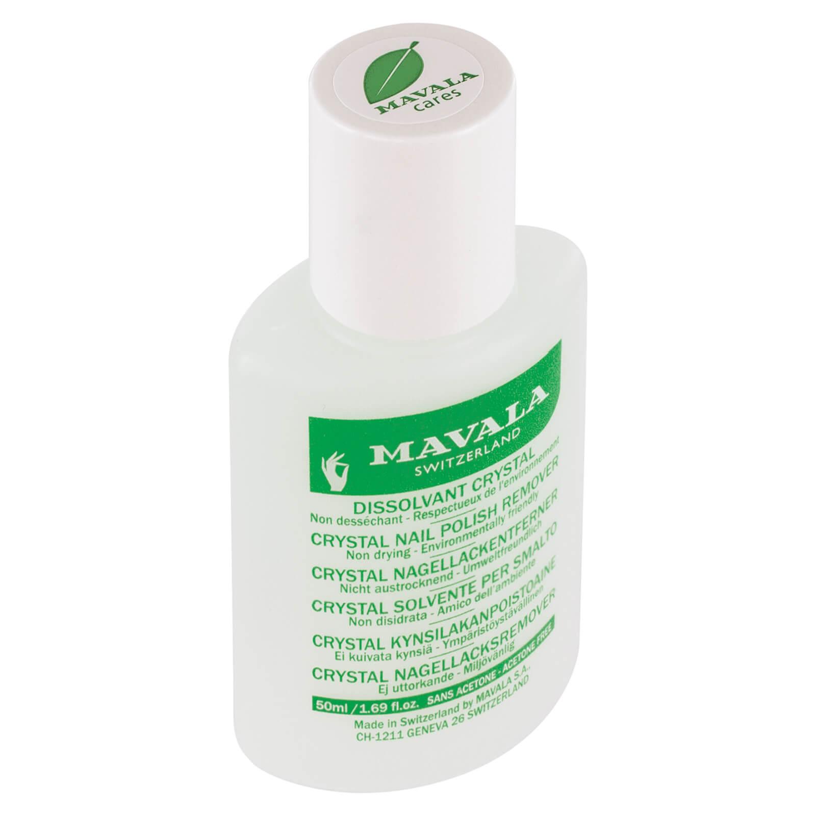 Mavala Crystal Nail Varnish Remover 50ml