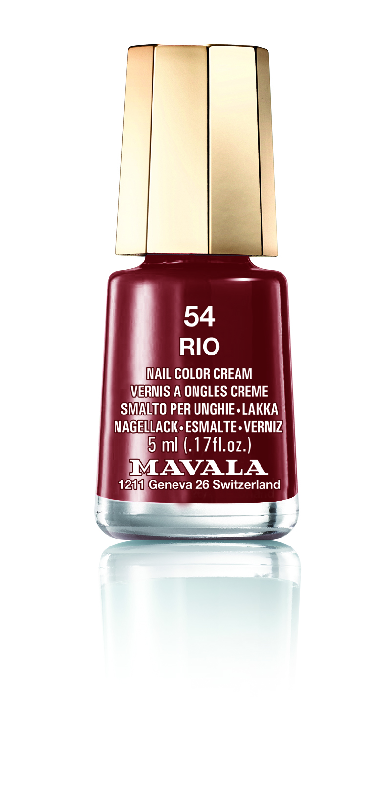 Mavala Nail Polish Rio 5ml