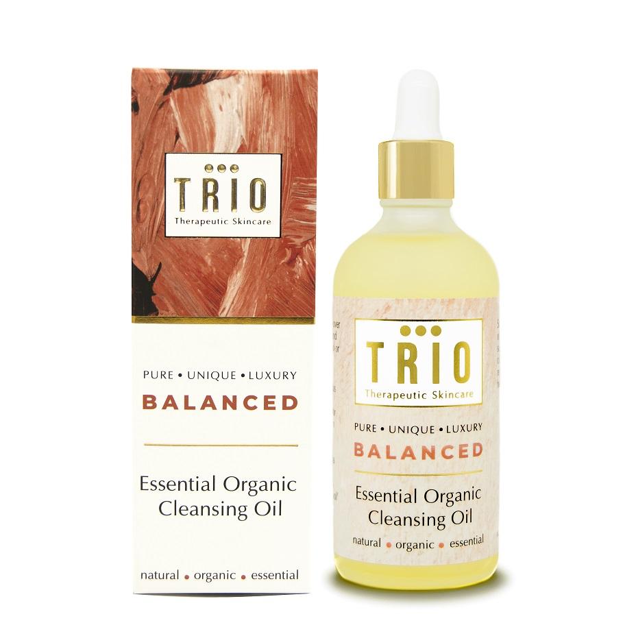 Essential Organic Cleansing Oil
