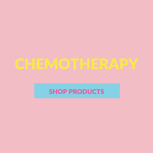 These are all the products I would recommend for when going through Chemotherapy. You can also find products that are best suited to different requirements such as hair loss or thinning, sensitive skin or nail breakage and thinning/loss of eyelashes & eyebrows. There's also some Indulge yourself treats because well YOU DESERVE IT.