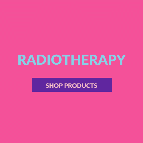 These are the products we would recommend for when going through Radiotherapy. (Never use oils before having a radio session. Make sure they are wiped off). Always keep the area well hydrated. x