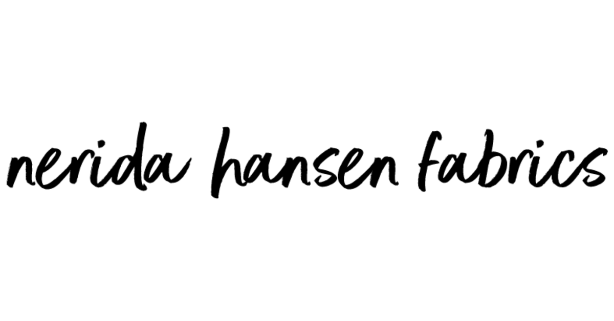 Nerida Hansen Fabrics