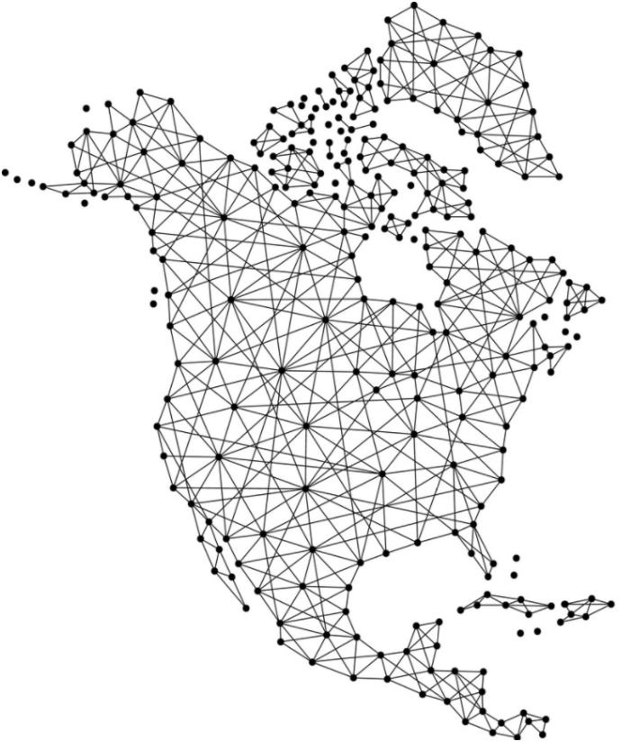 Postal Codes - North America