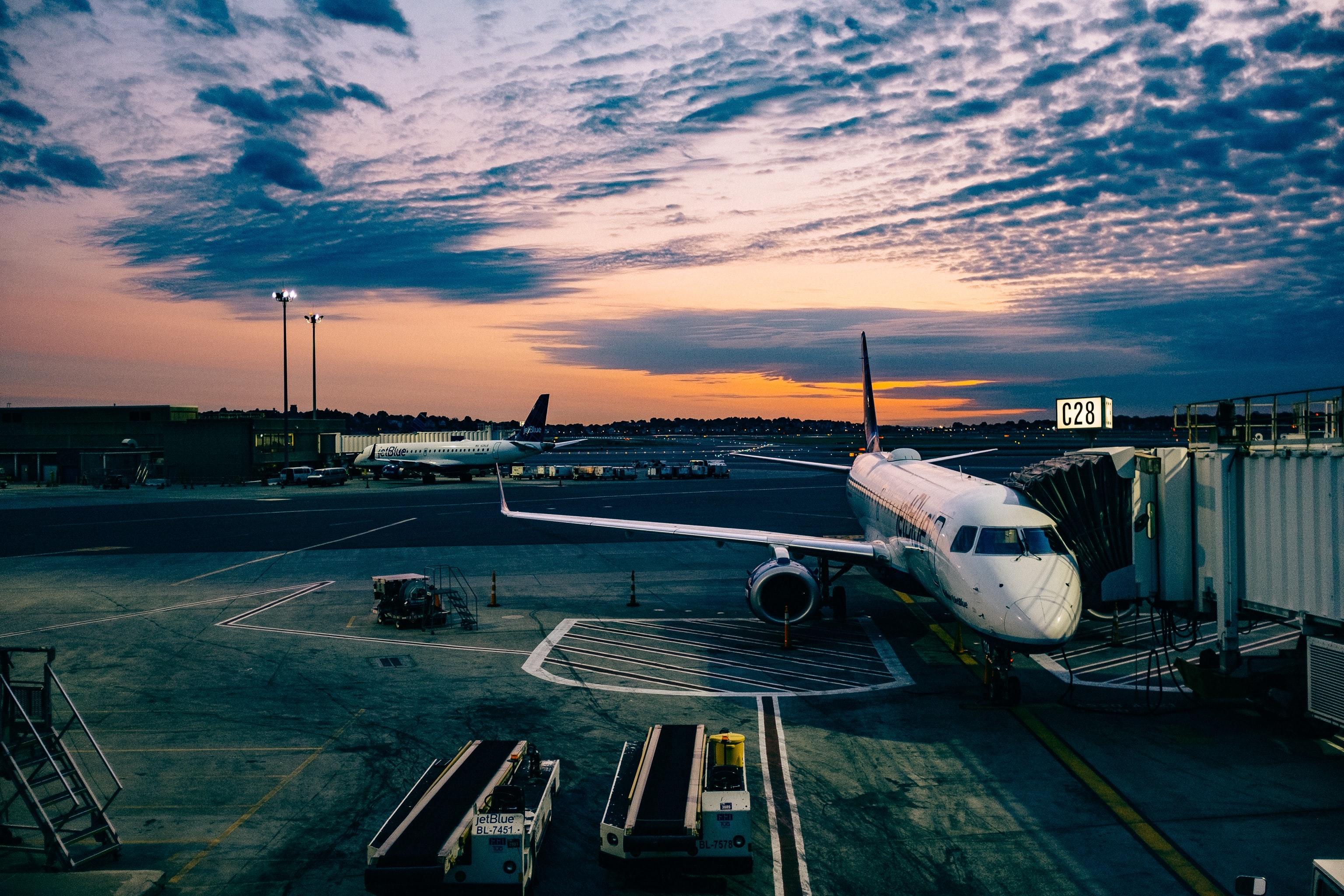 Large Airports (IATA)
