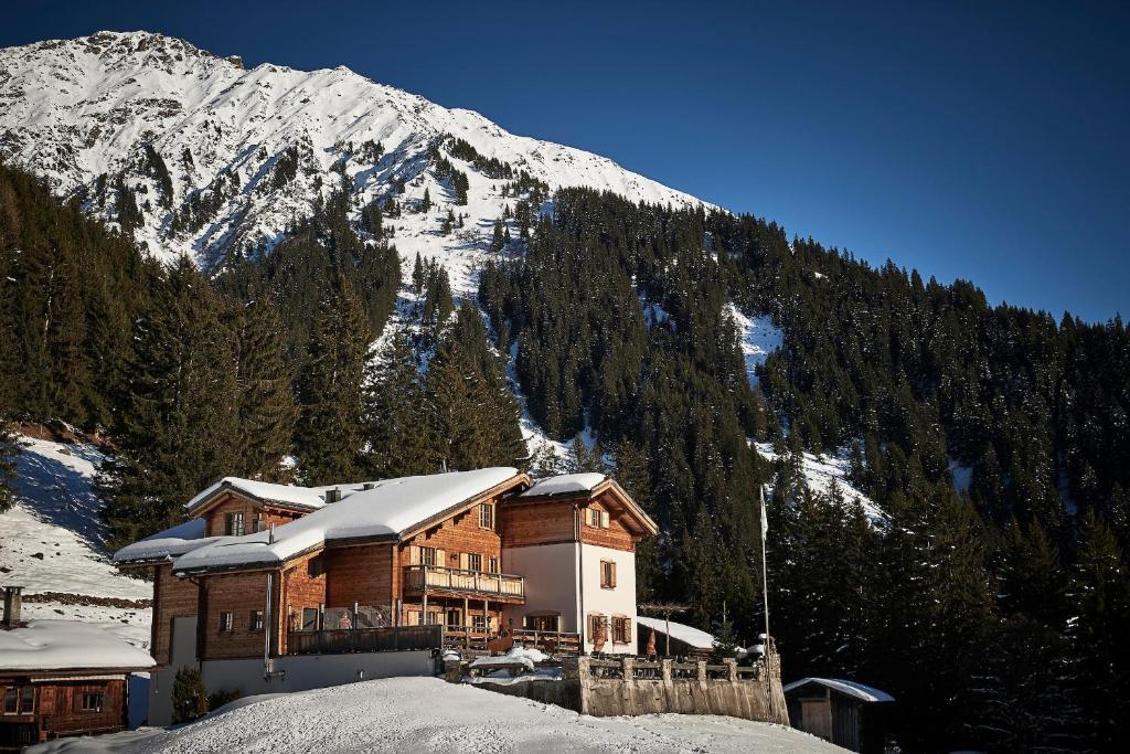 Berghaus Alpenrosli