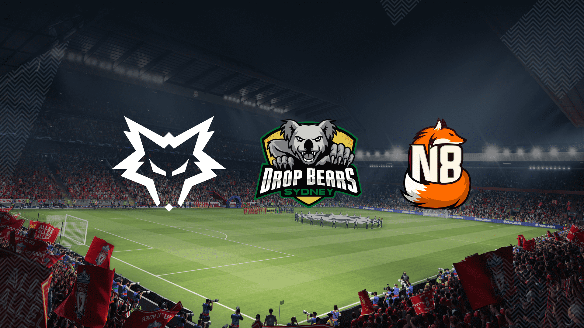 Dire Wolves Incorporate Sydney Drop Bears and N8 Esports, Forging the Ultimate Oceanic Esports Organisation