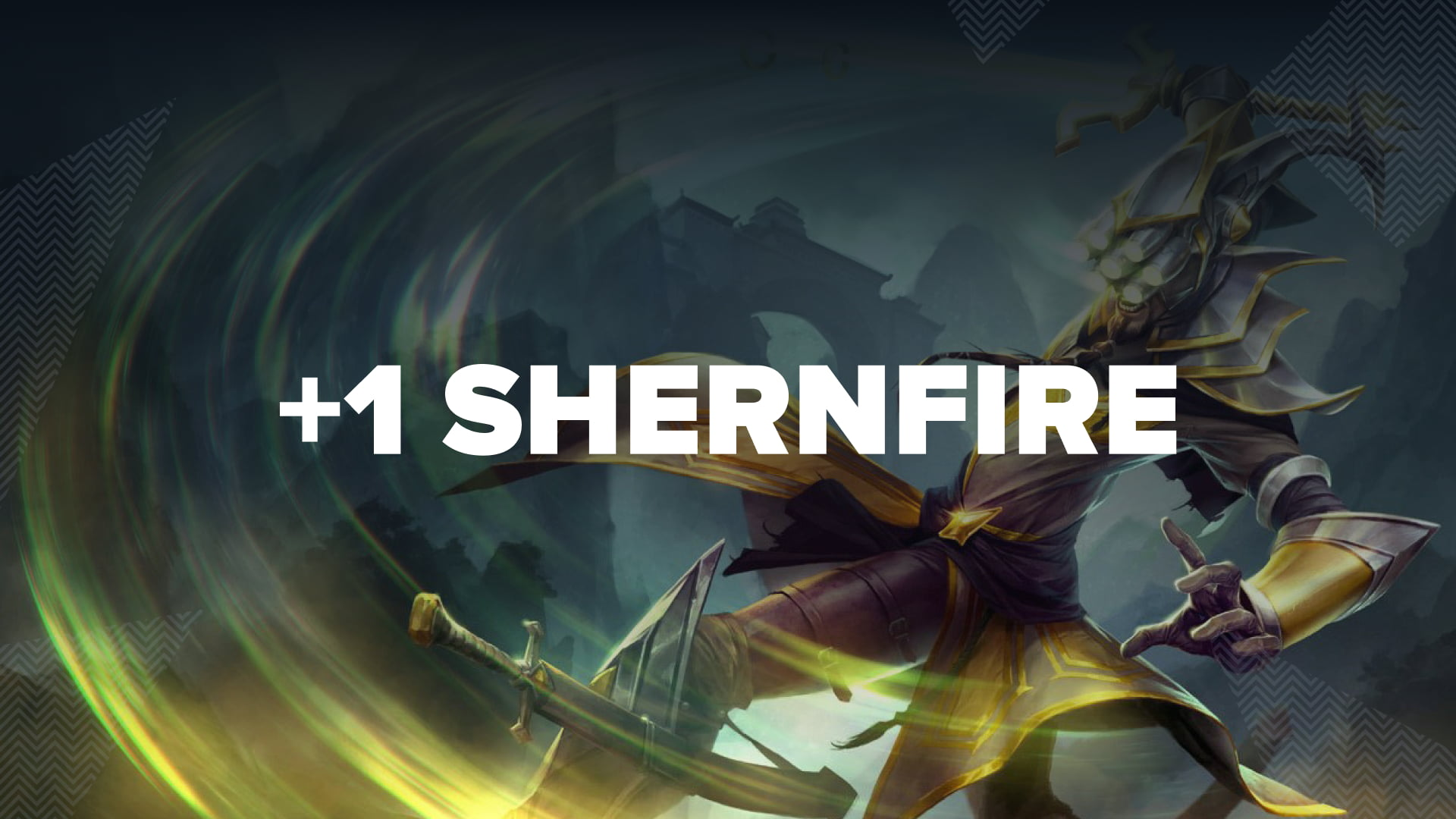 Shernfire rejoins the Wolfpack!