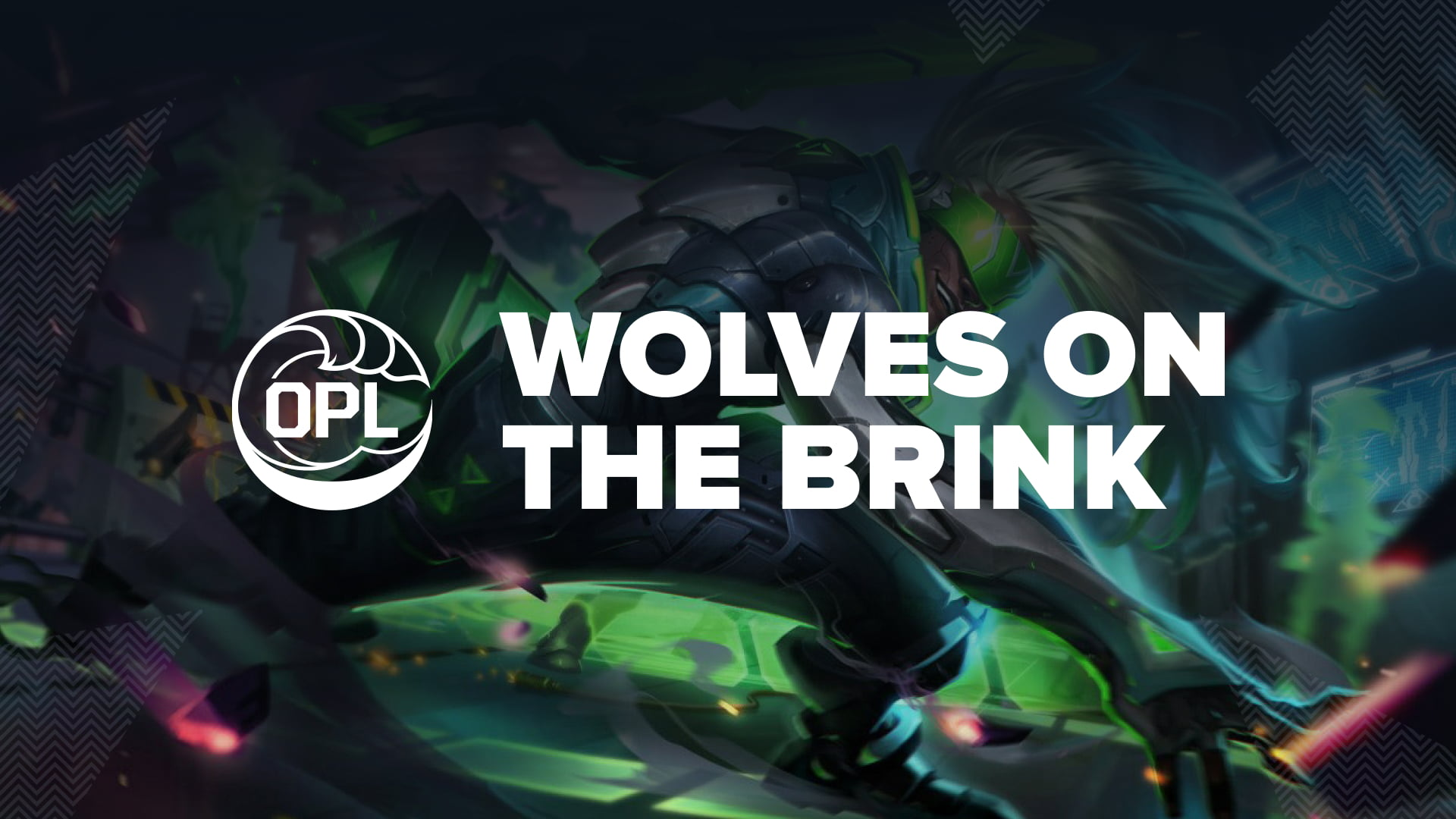 The Wolves on brink of making OPL history