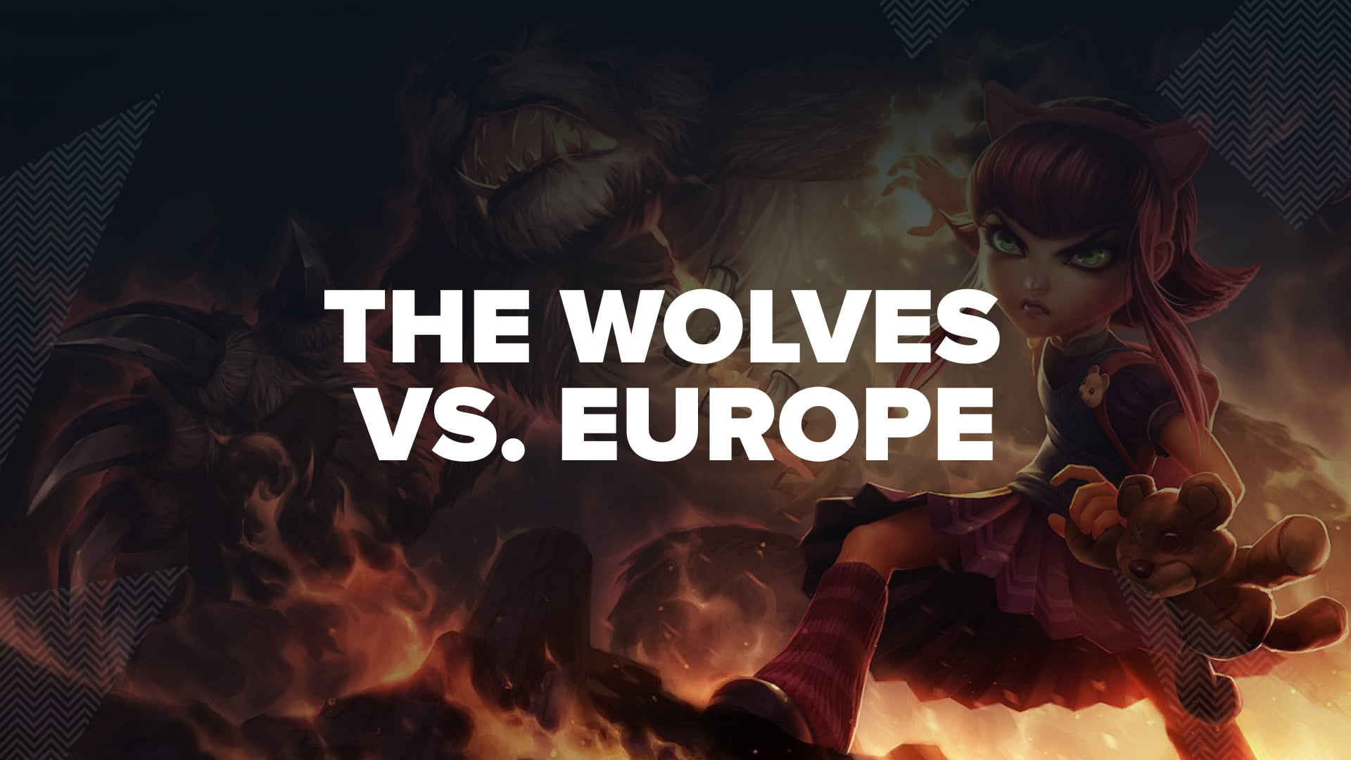 The Wolves take on Europe