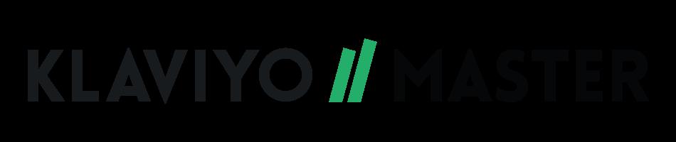 A logo of the Klaviyo Partner Program.