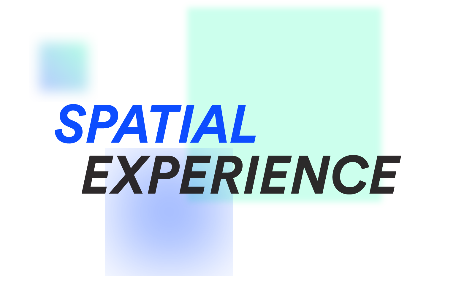 Digital Estate powered by Spatial Experience banner
