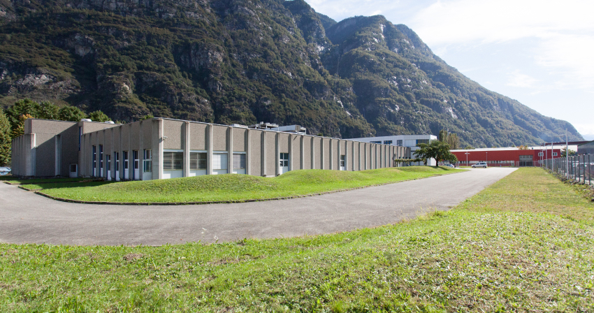 Outside View, Via Industria Biasca