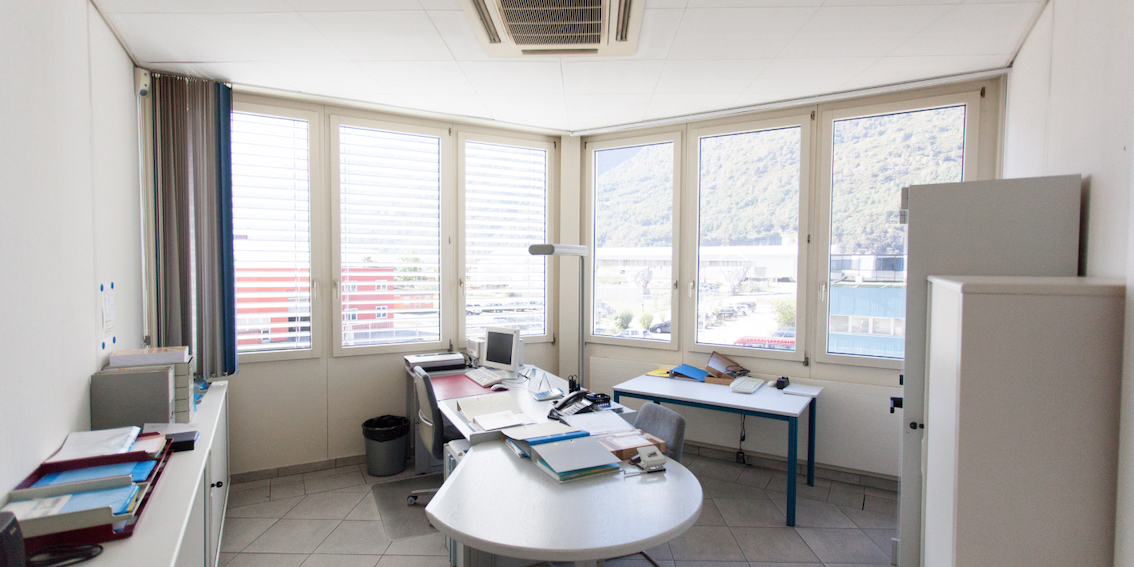 Office space, Via Industria Biasca