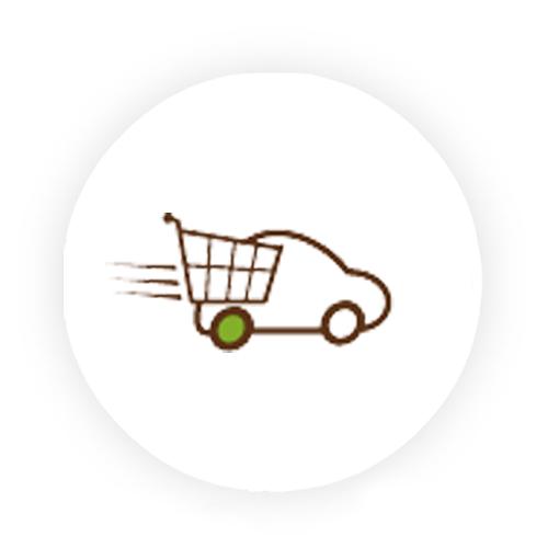 supermarchés drive logo
