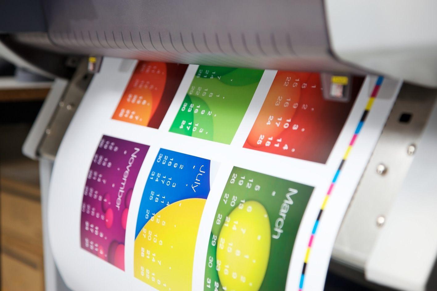 Digitaldruck (innert 24 Stunden)