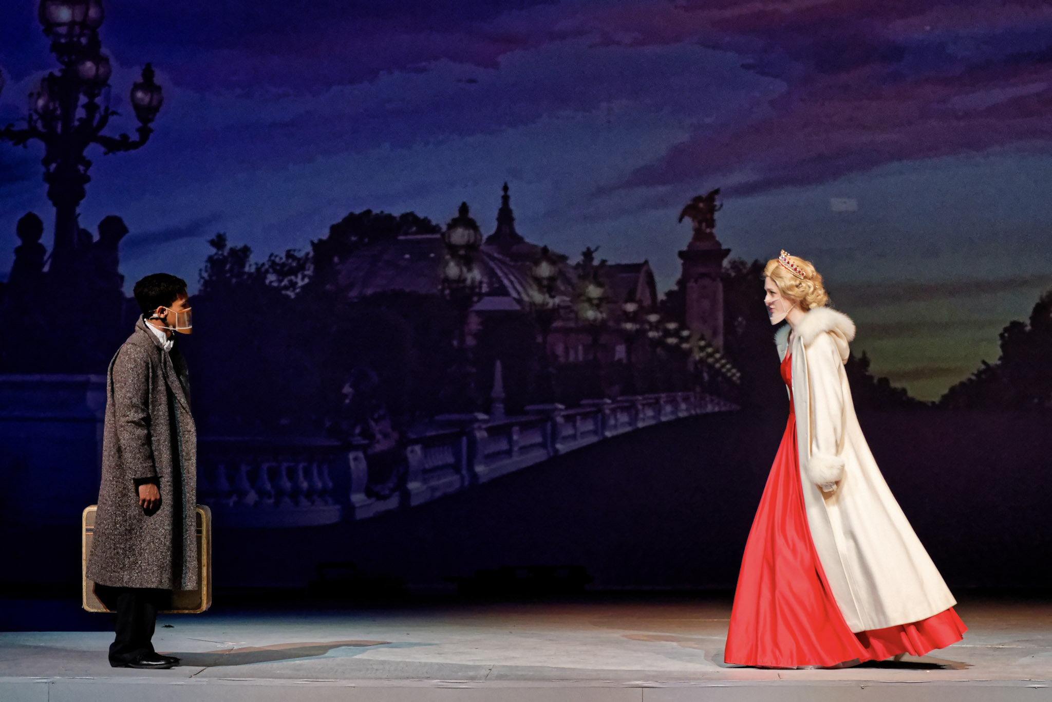 From Screen to Stage: Using technology as a storytelling tool in stage adaptations.