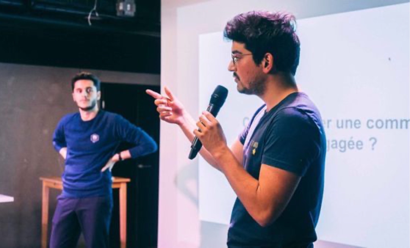 écrire startup LiveMentor