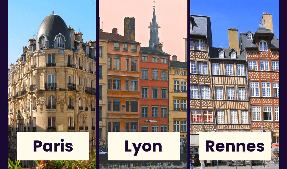style architecture ville