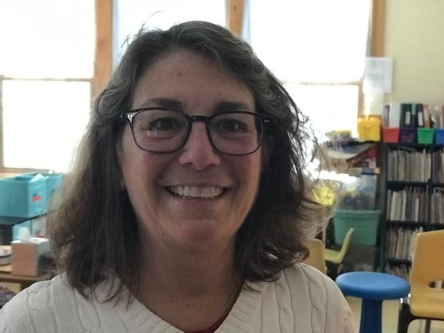 Photo of Lyme Nursery School Director Kelly Downing