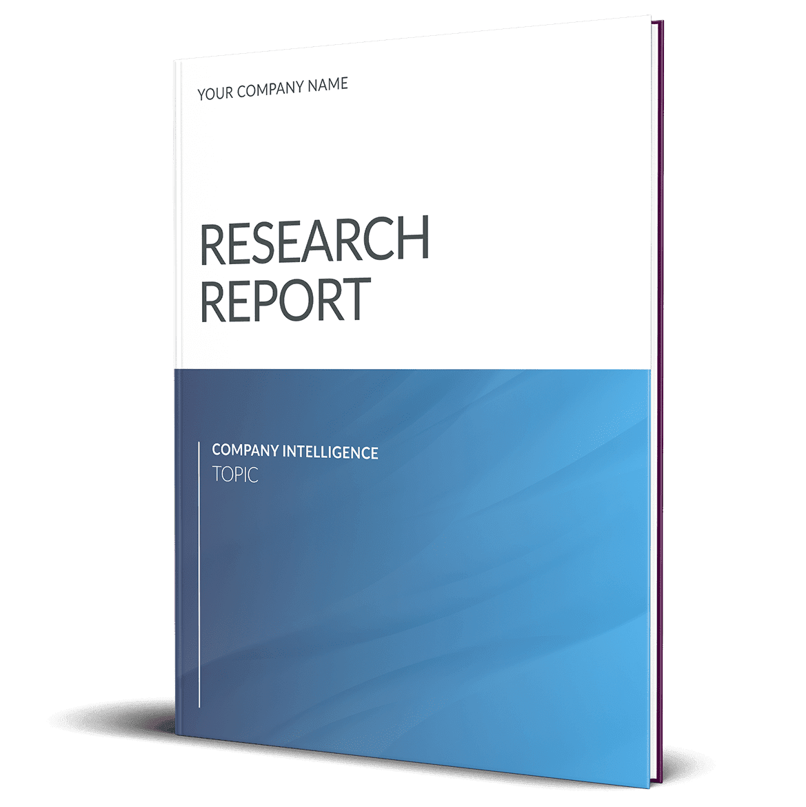 Customized Research Report