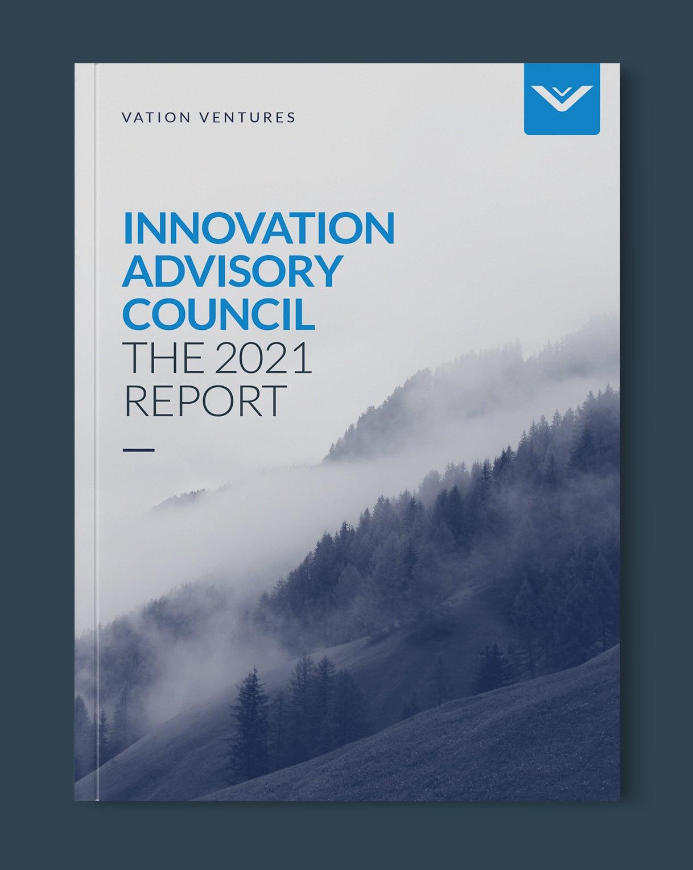 Innovation advisory council 2021 report