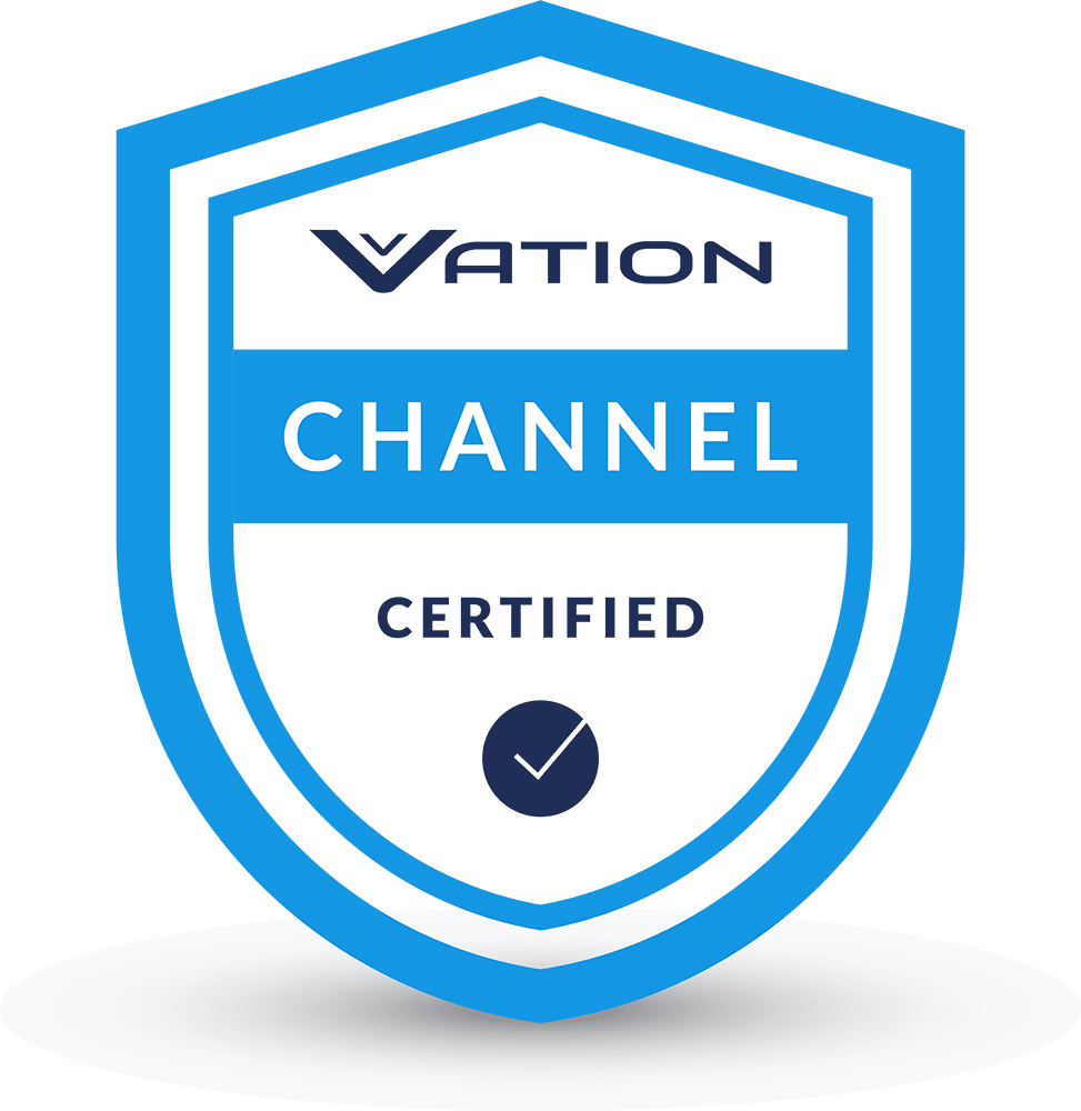 Vation Ventures Channel Certified Icon