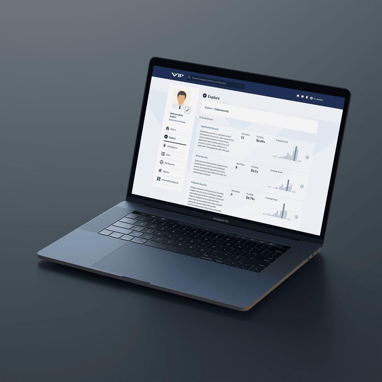 the vation innovation platform laptop